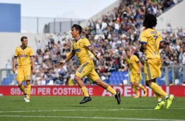 Il super goal di Dybala nella stagione 15-16 | Juventus Twitter