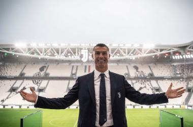 Juventus, domani inizia l'era Ronaldo