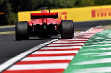 F1, Gp d'Ungheria - Svetta Vettel nelle FP2, Mercedes insegue