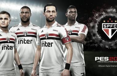 Foto: Divulgação/PES -Pro Evolution Soccer