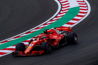 Formula 1 - Gran Premio d'Ungheria: Vettel in testa nelle Libere 3