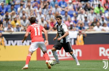 International Champions Cup: Juve di rigore dopo il pareggio col Benfica - Twitter Juventus