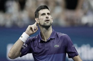 Djokovic vence Berrettini pelo terceiro Slam seguido e vai às semifinais do US Open