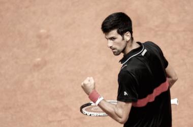 Nadie es más que él: Djokovic alcanzó los cuartos de final de Roland Garros en 12 oportunidades. Foto: Prensa Roland Garros