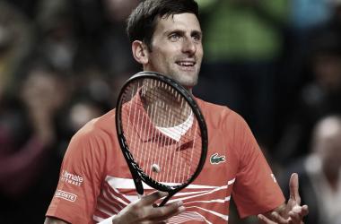 Djokovic vence Schwartzman em mais uma longa partida e encontra Nadal na final de Roma