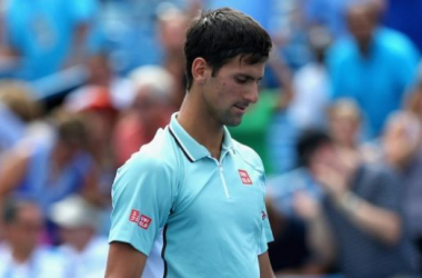 Djokovic Takes Aim At Career Golden Masters in Cincinnati