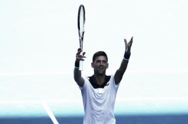 Djokovic sobvevive a Monfils