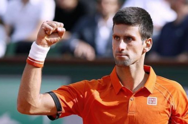 French Open: Novak Storms Into The Quarters