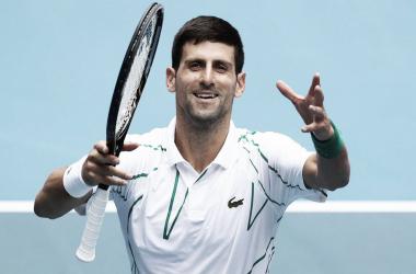 Federer y Djokovic dan cátedra y avanzan a la tercera ronda del Australian Open