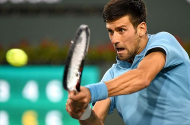 Novak Djokovic, el depredador