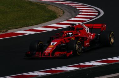Il bicchiere mezzo vuoto di Vettel