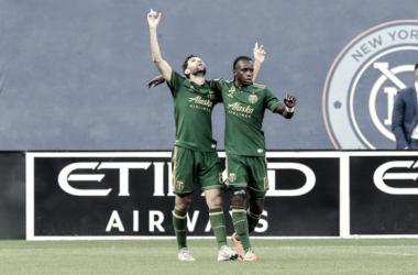 Los Timbers asaltan el fortín de Nueva York // @MLS