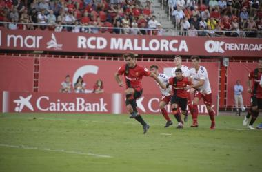 El RCD Mallorca empieza sonriendo