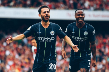 Fonte: Manchester City official Twitter