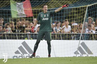 """Juventus, senti Szczesny: """"Per la Champions bisogna far bene in campionato. CR7 segnerà"""""""