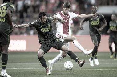 Un Ajax de más a menos / @AfcAJAX