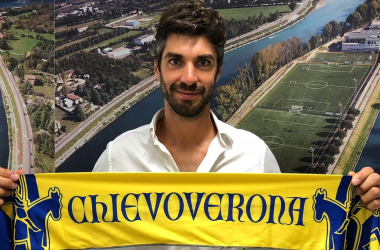 Fonte: Chievo Verona official account Twitter