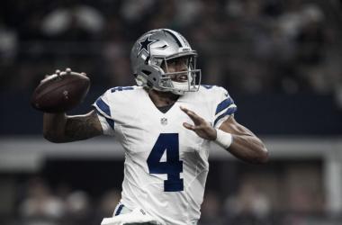 Dak Prescott, el hombre de moda en Dallas   Foto: NFL.com