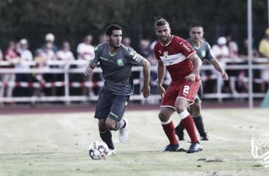 La Real perdió en Alemania. | Foto: Real Sociedad
