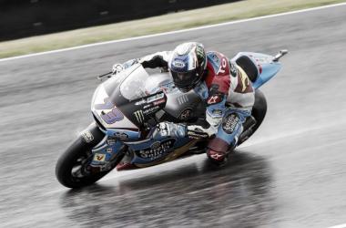 Moto2, Motegi - Marquez e Luthi due squali sull'acqua