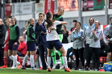 Wales 0-3 England: Lionesses douse the Welsh fire
