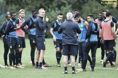 Source photo: profilo Twitter Nantes FC