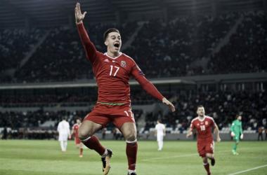 Qualificazioni Russia 2018 - Lawrence lancia il Galles: Georgia sconfitta di misura (0-1)