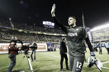 Agustín Rossi recibió un solo gol en el campeonato | Foto: Universo Xeneize.