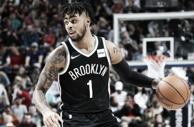 Warriors acerta com Brooklyn Nets e garantem armador D'Angelo Russell