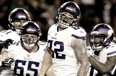 Vikings se impuso a Chicago en Duelo Divisional / Foto: NFL
