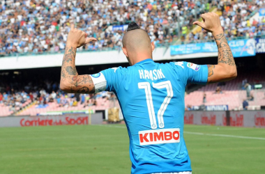 Fonte: Ssc Napoli official Twitter