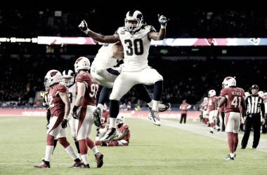 Los Angeles Rams vs. Arizona Cardinals / Foto: NFL