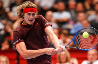 ATP Vienna - Il debutto di Fognini, Zverev gioca con Simon - ATP Twitter