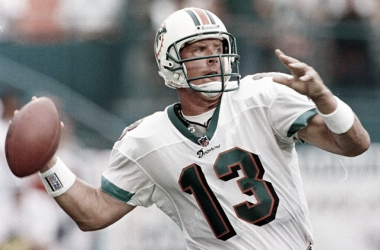 Leyenda de los Miami Dolphins: Dan Marino