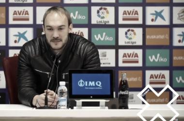 """Dmitrovic: """"Merecimos más"""""""