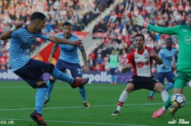 Southampton y Newcastle se reparten el postre