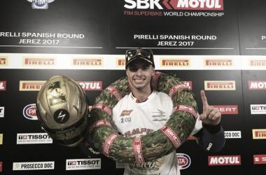 Marc García, campeón del mundo de Supersport 300