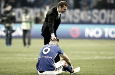 """Weinzierl: """"Estoy muy contento con mis jugadores"""""""