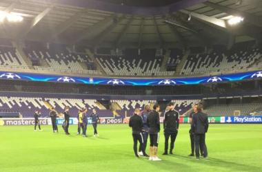 Champions League - Anderlecht vs PSG, esito scontato? - PSG Twitter