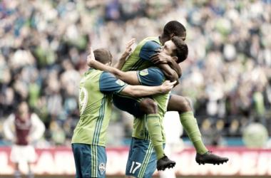 Seattle cumple con sufrimiento. // Imagen: Seattle Sounders