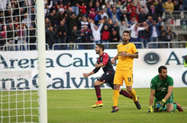 Ceppitelli e Faragò regalano la vittoria al Cagliari. Contro il Verona finisce 2-1