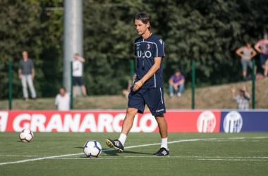 """Juve - Bologna, Inzaghi in conferenza: """"Domani affronteremo la squadra probabilmente più forte d'Europa"""""""
