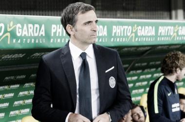"""Hellas Verona, Pecchia predica calma: """"Non dobbiamo esaltarci"""""""