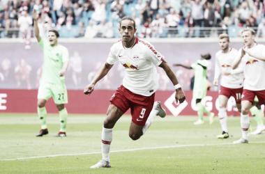 Lluvia de goles para la victoria del RB Leipzig