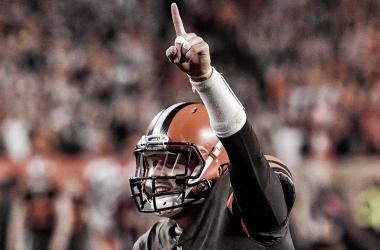 Após 635 dias o Cleveland Browns voltou a vencer (Reprodução: Browns)