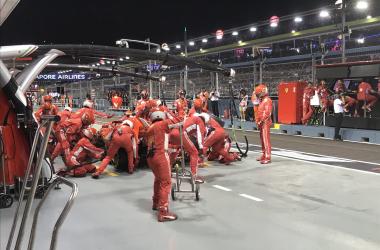 Formula 1 - GP Russia Live. Hamilton davanti, Vettel insegue con Bottas in mezzo