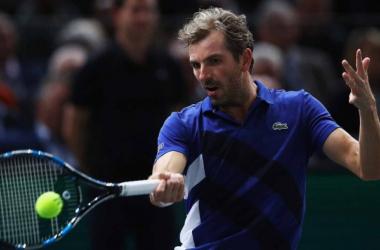 ATP Parigi Bercy - Il programma delle semifinali