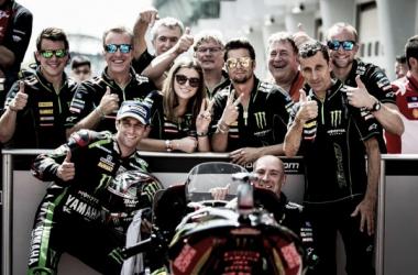 """MotoGP, Zarco amaro dopo il podio: """"Ero preoccupato per il posteriore, pensavo di poter lottare di più"""""""