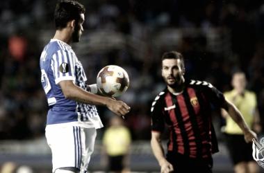 Real Sociedad passa fácil pelo Vardar e se aproxima de classificação na Europa League