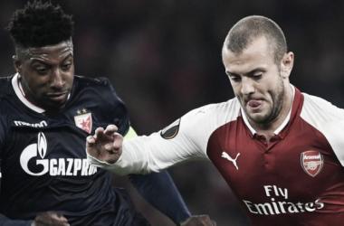 Europa League - L'Arsenal frena, manita Colonia, Marsiglia ko in Portogallo